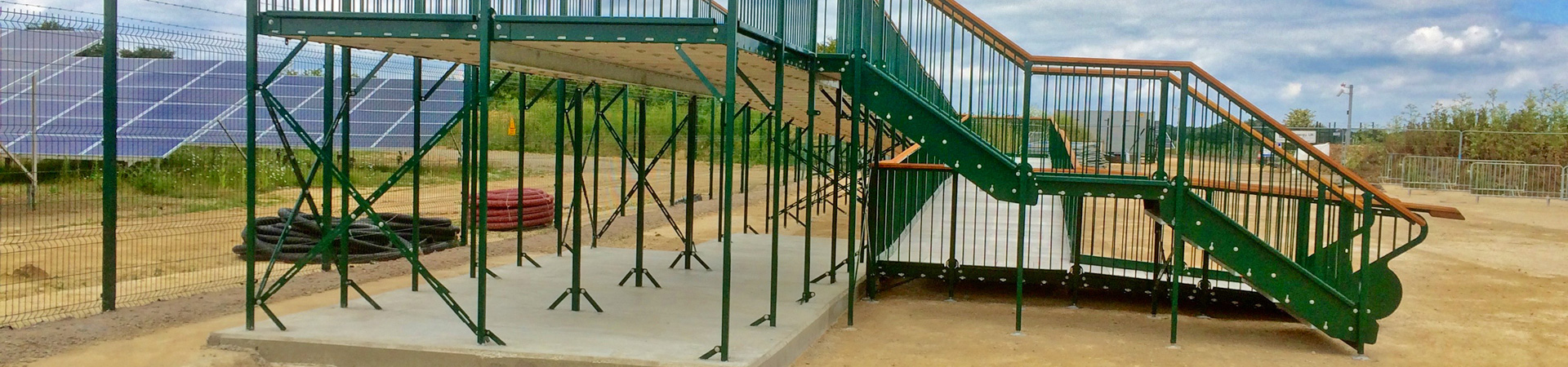 Modular Access Ramps Buy Back Option